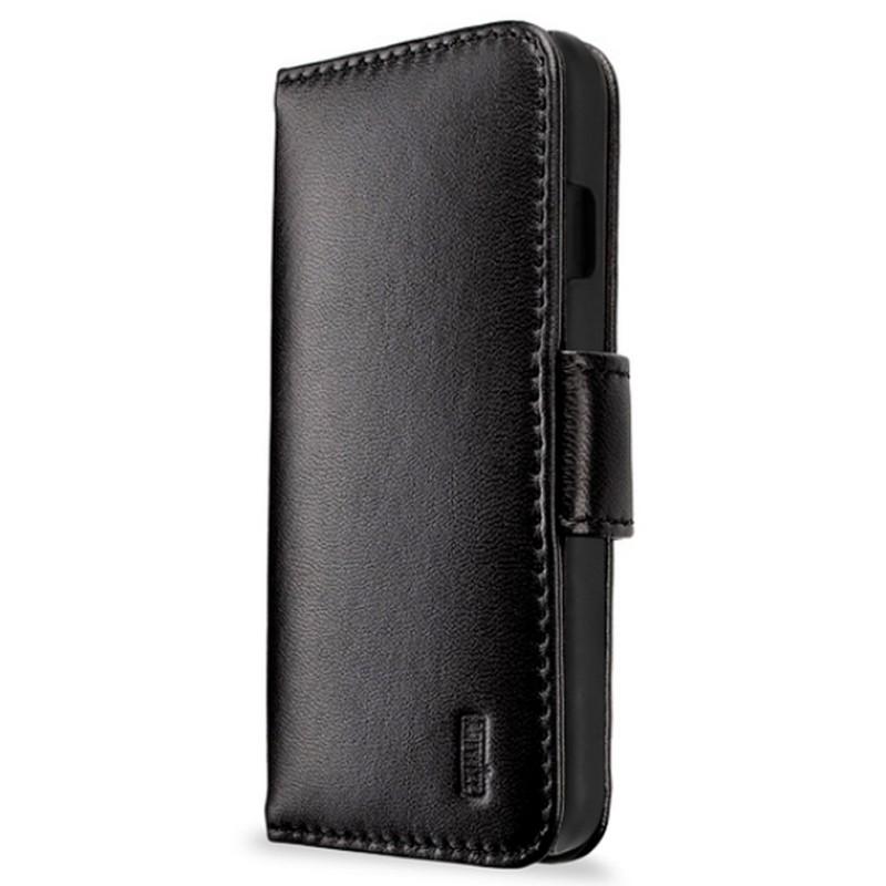 Artwizz SeeJacket Leather iPhone X/Xs Black 01
