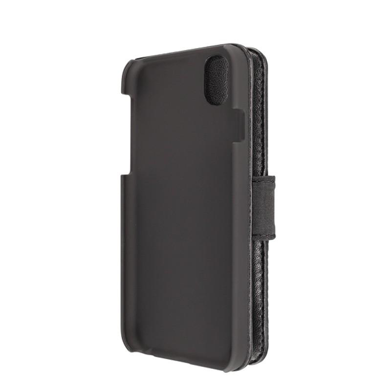 Artwizz SeeJacket Leather iPhone X/Xs Black 05