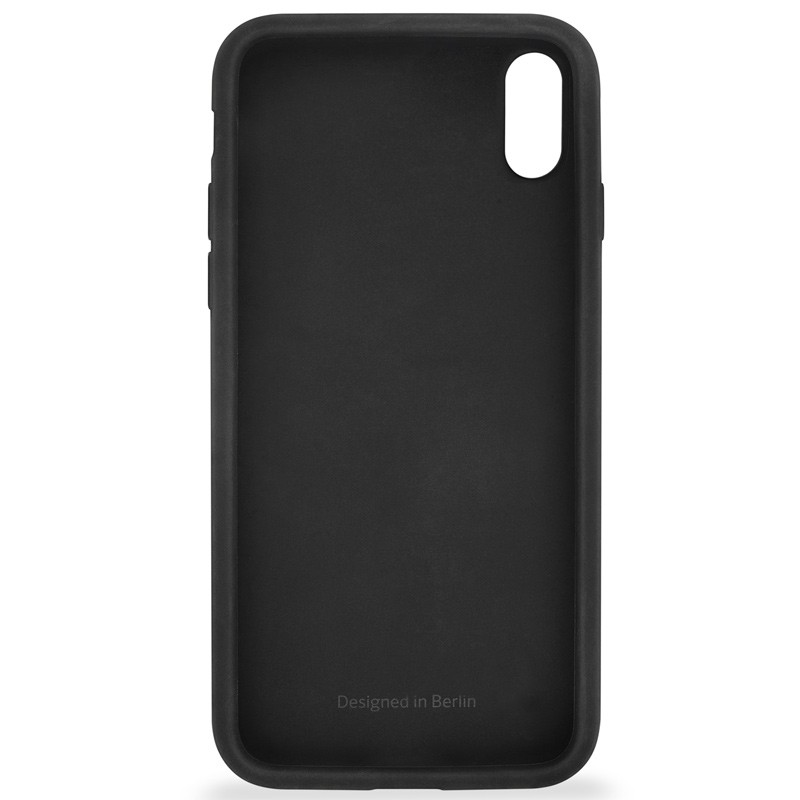 Artwizz SiliconeCase iPhone X/Xs Black 02