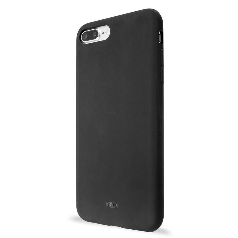 Artwizz Siliconen Hoesje iPhone 7 Plus Black 01