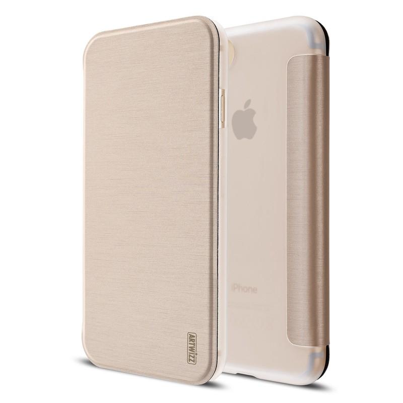 Artwizz Smart Jacket iPhone 7 Gold 01