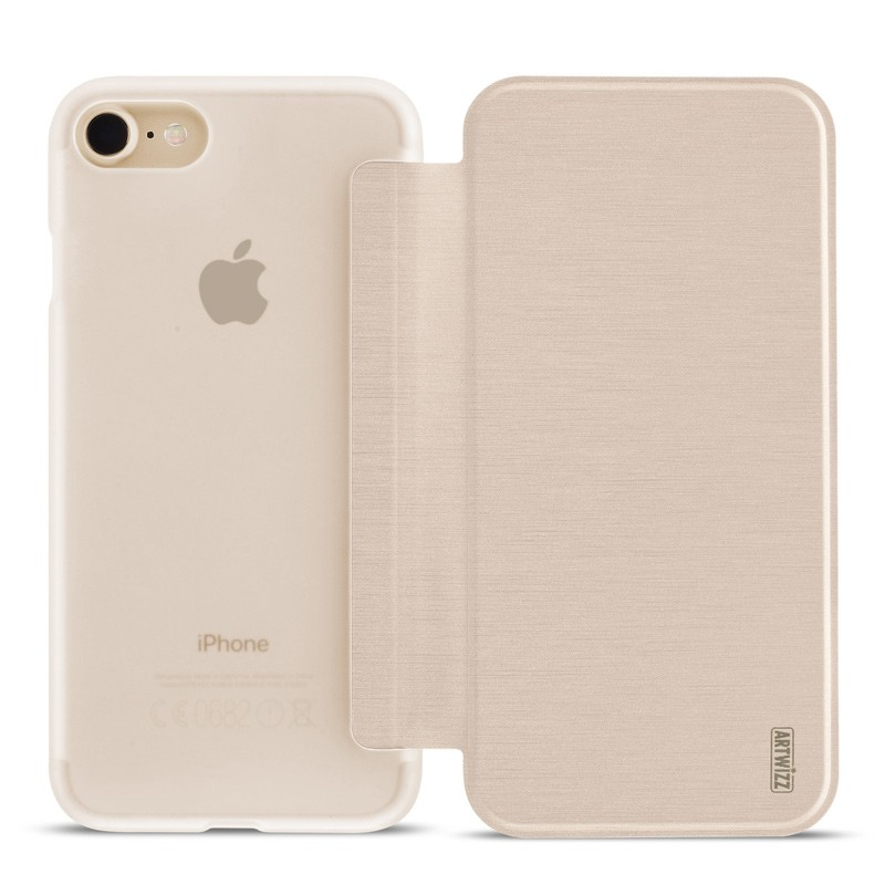 Artwizz Smart Jacket iPhone 7 Gold 02