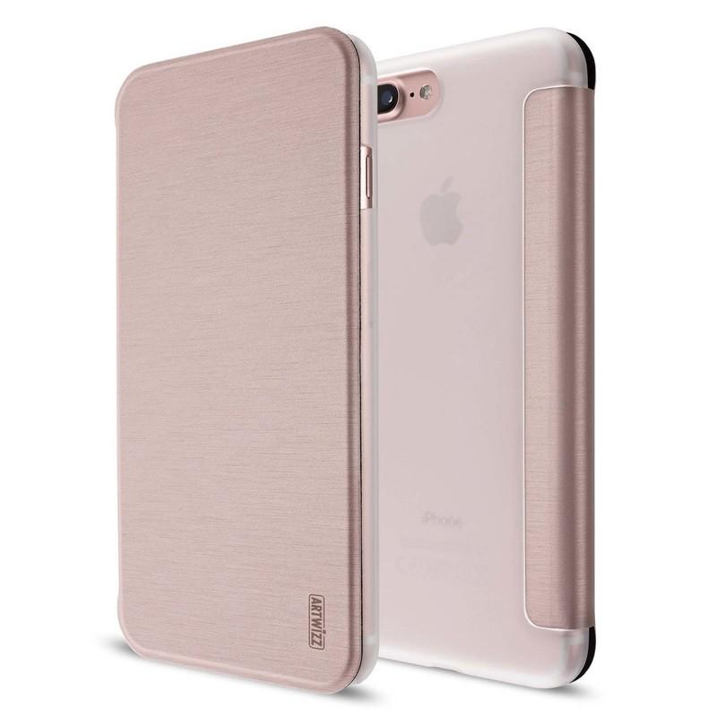 Artwizz Smart Jacket iPhone 7 Plus RoseGold 0