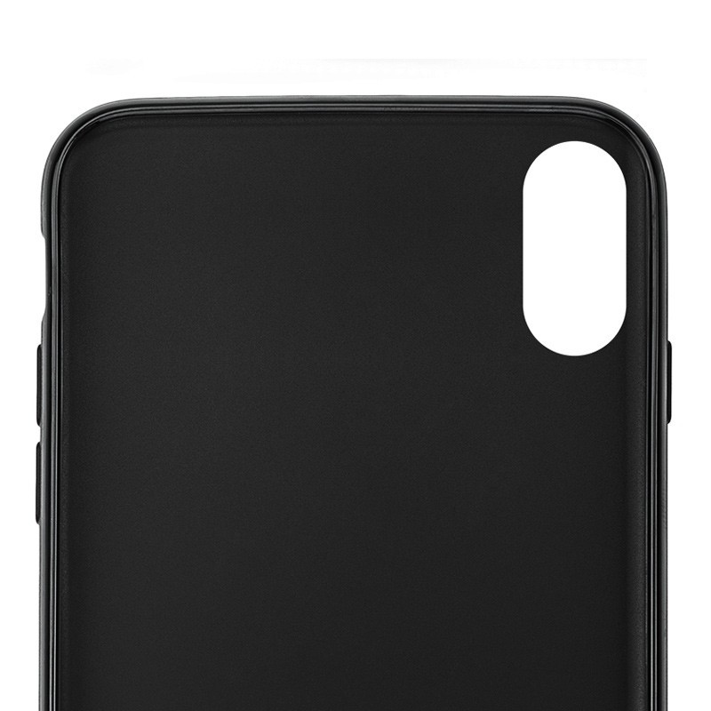 Artwizz TPU Case iPhone XR Zwart 03