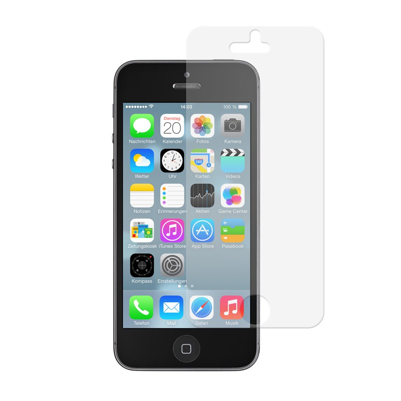 Artwizz ScratchStopper Anti-Fingerprint iPhone 5C