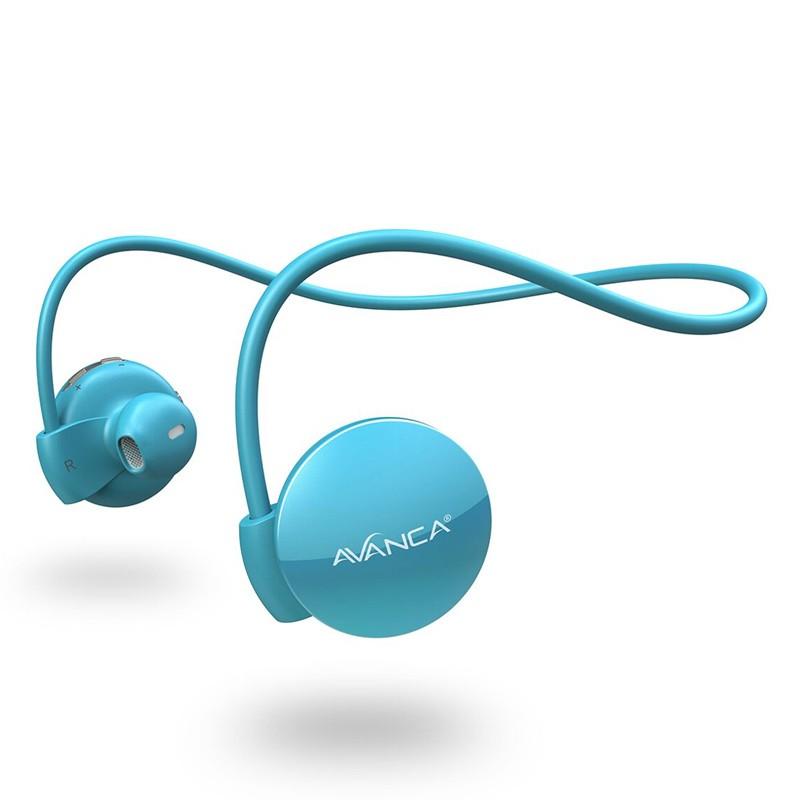 Avanca - S1 Sports Headset Blue 01