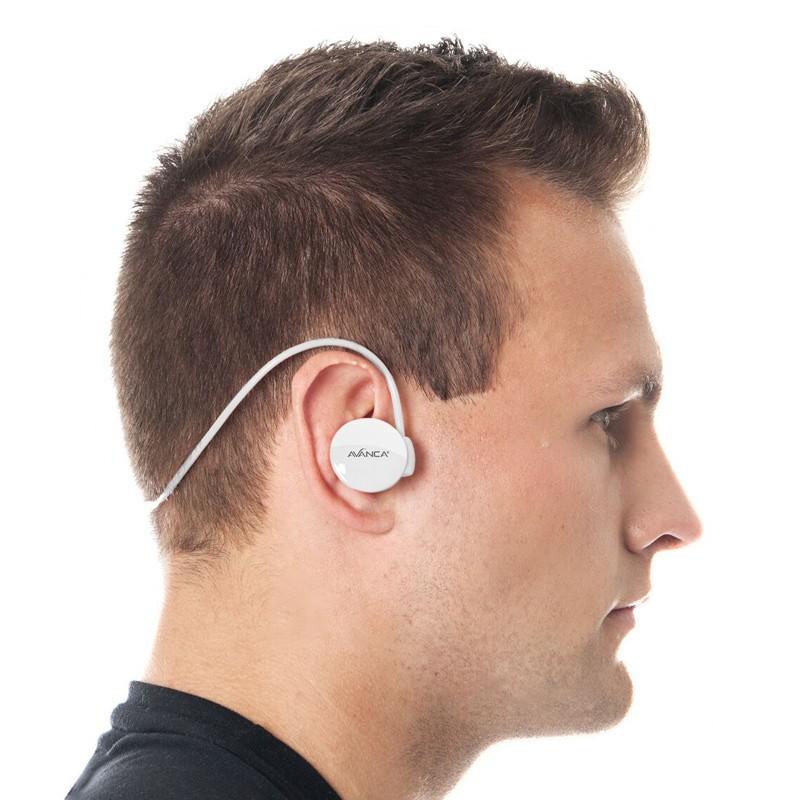 Avanca - S1 Sports Headset White 04