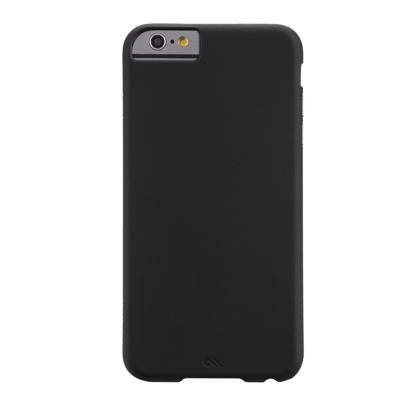 Case-Mate Barely There iPhone 6 Plus Black - 1