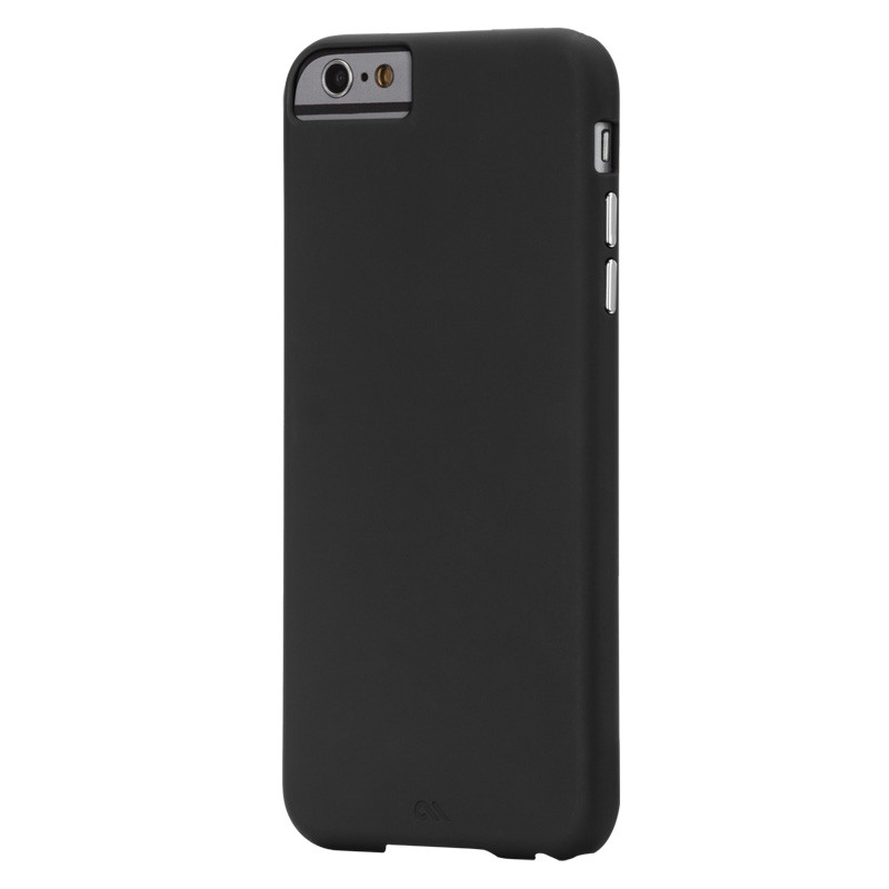 Case-Mate Barely There iPhone 6 Plus Black - 5