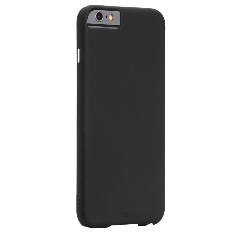 Case-Mate Barely There iPhone 6 Plus Black - 4