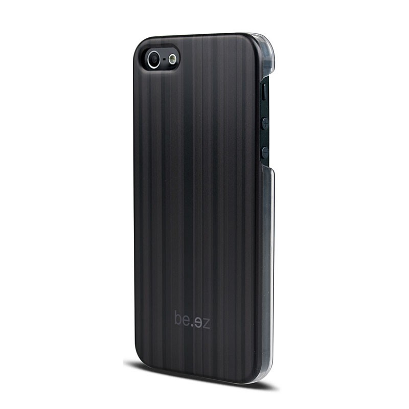 Be-ez LAcover iPhone 5 Allure Black - 1
