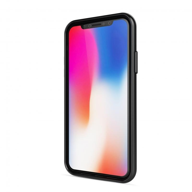 BeHello Gel Case iPhone X Hoesje Zwart 02
