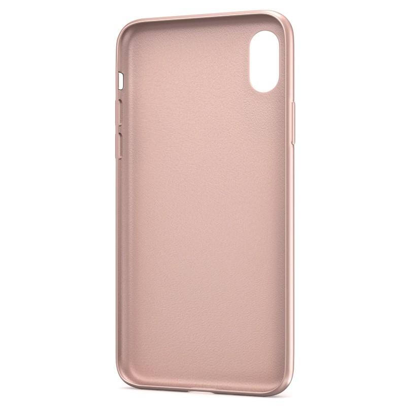 BeHello Liquid Silicon Case iPhone XR Roze 03