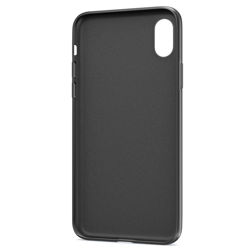 BeHello Liquid Silicon Case iPhone XR Zwart 03