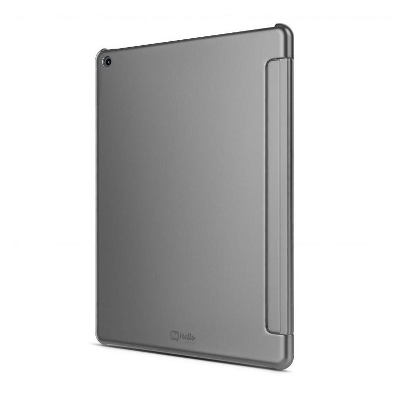 BeHello Smart Stand iPad 2017 Hoesje Zilver - 2