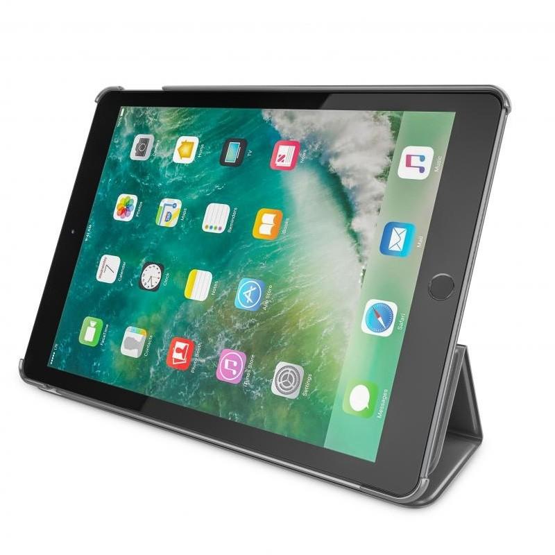 BeHello Smart Stand iPad 2017 Hoesje Zilver - 4