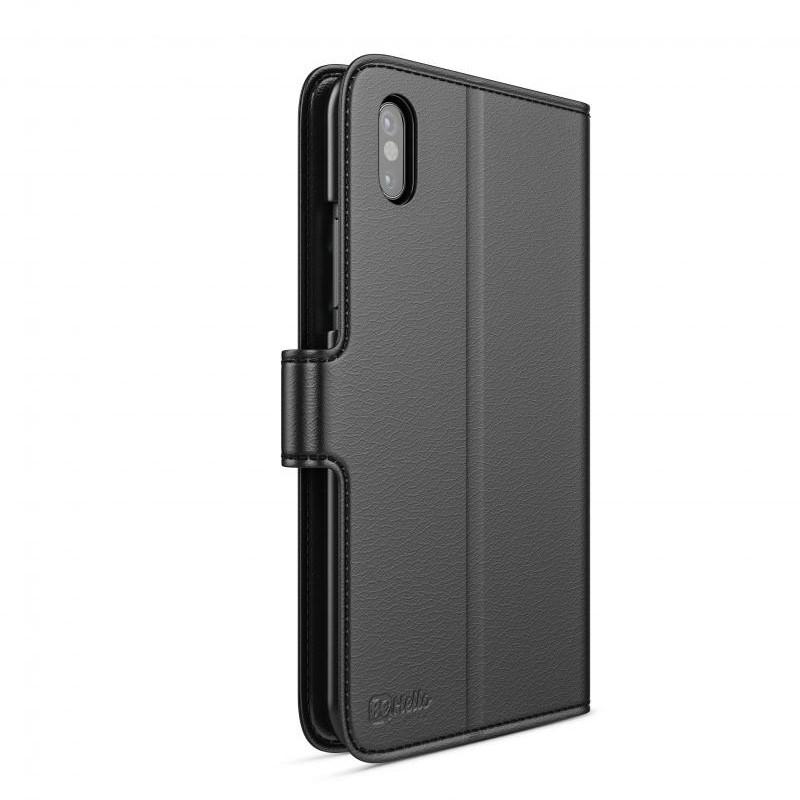 BeHello Wallet Case voor Apple iPhone X Zwart 04