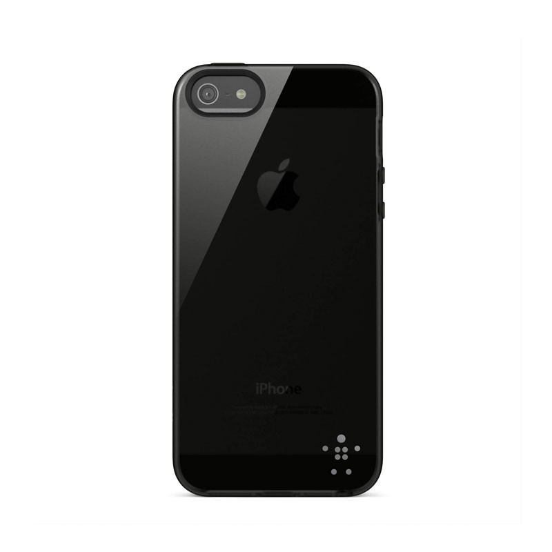 Belkin Grip Sheer Case iPhone 5 (Black) 03