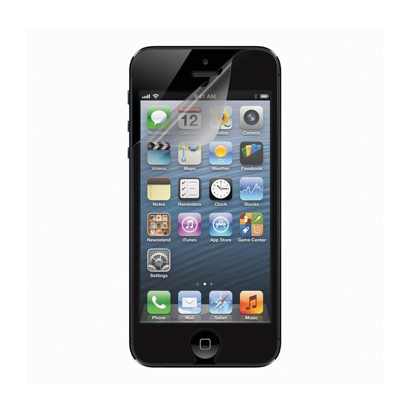 Belkin Screen Protector iPhone 5 Clear (3-Pack) 01