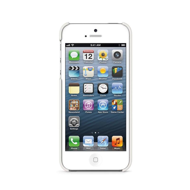 Belkin Shield Matte iPhone 5 (White) 05