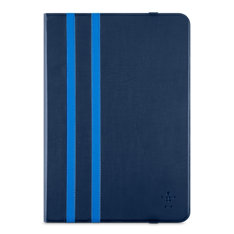Belkin Twin Stripe Folio iPad 2017/Pro 9.7/Air 2/Air Blauw - 2