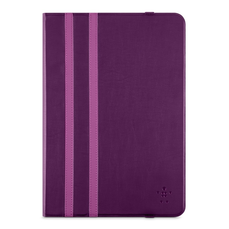 Belkin Twin Stripe Folio iPad 2017/Pro 9.7/Air 2/Air Paars - 2