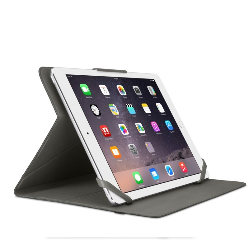 Belkin Twin Stripe Folio iPad 2017/Pro 9.7/Air 2/Air Zwart - 3