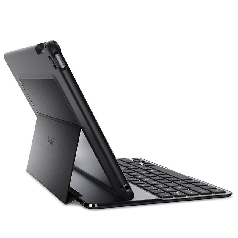 Belkin - Ultimate Lite Keyboard Case iPad 2017 / iPad Air Black - 1