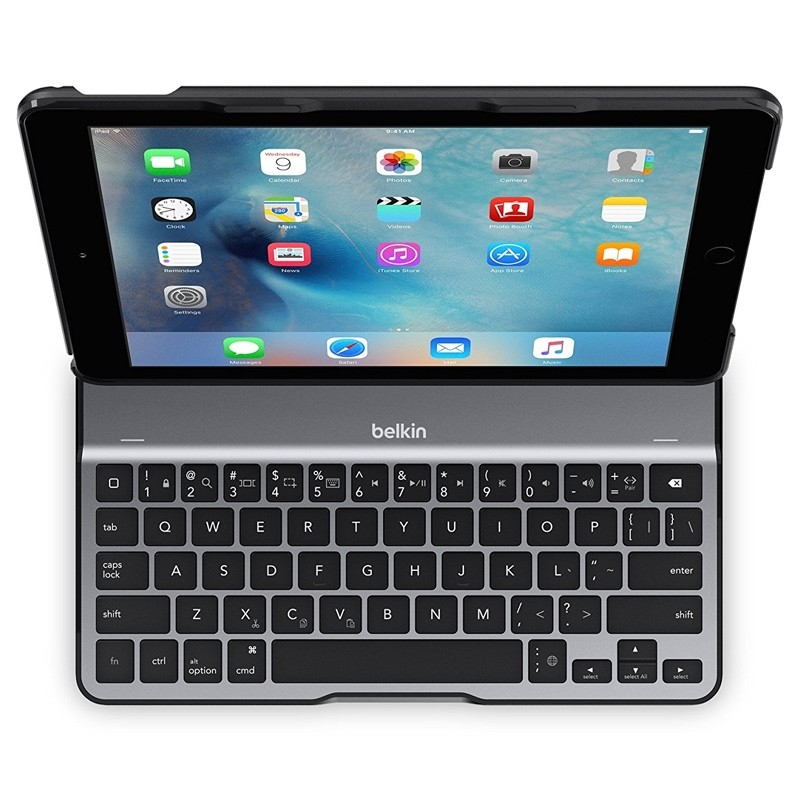 Belkin - Ultimate Lite Keyboard Case iPad Pro 9.7 / Air 2 Black 02