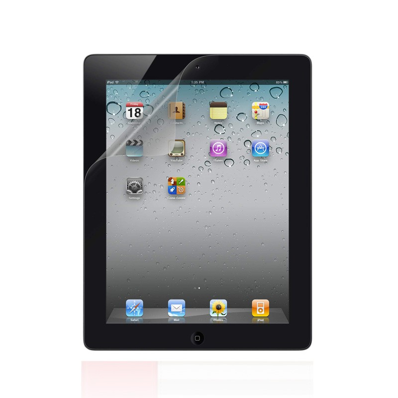 Belkin Screen Protector Mirror iPad - 1
