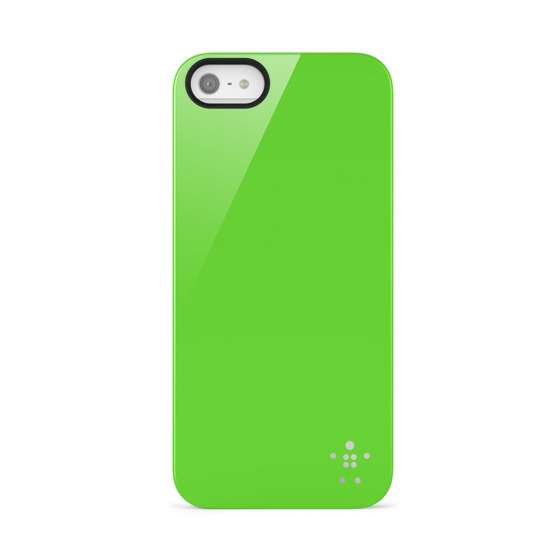 Belkin Shield iPhone 5 Green - 1