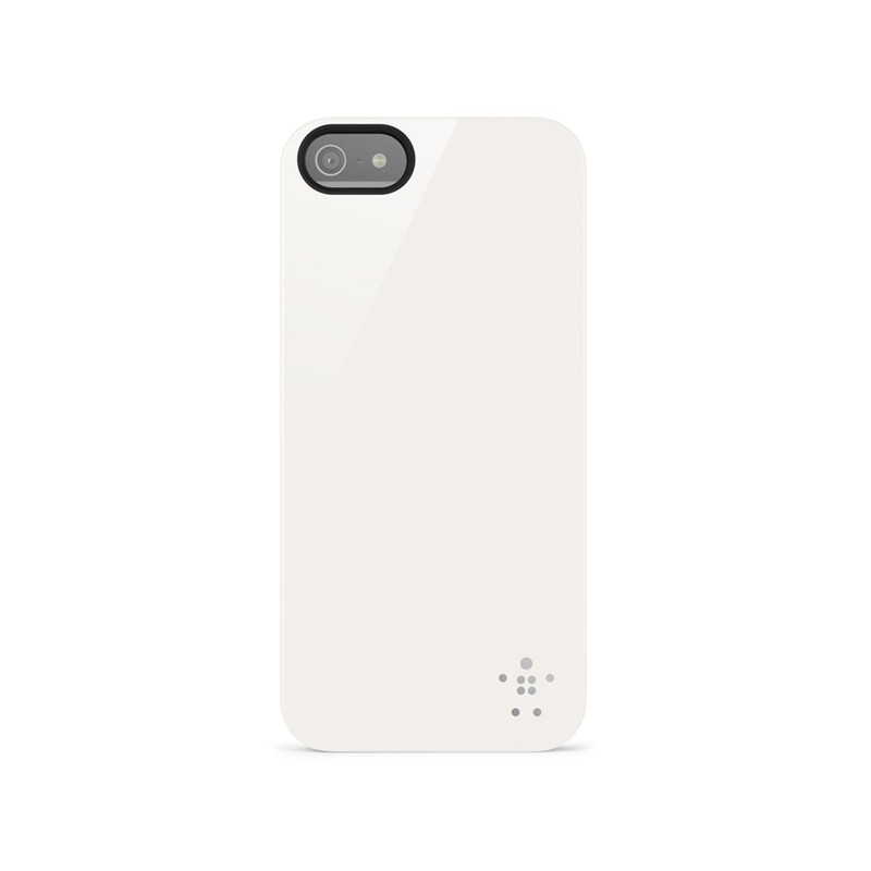 Belkin Shield iPhone 5 White - 1