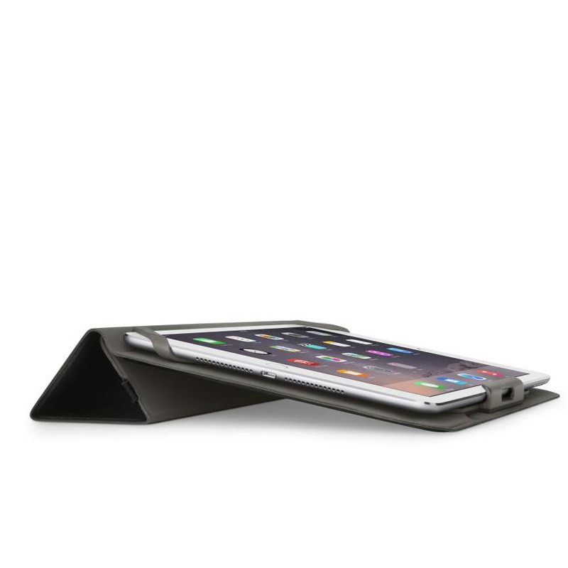 Belkin Twin Stripe Folio iPad mini 4 Black - 5