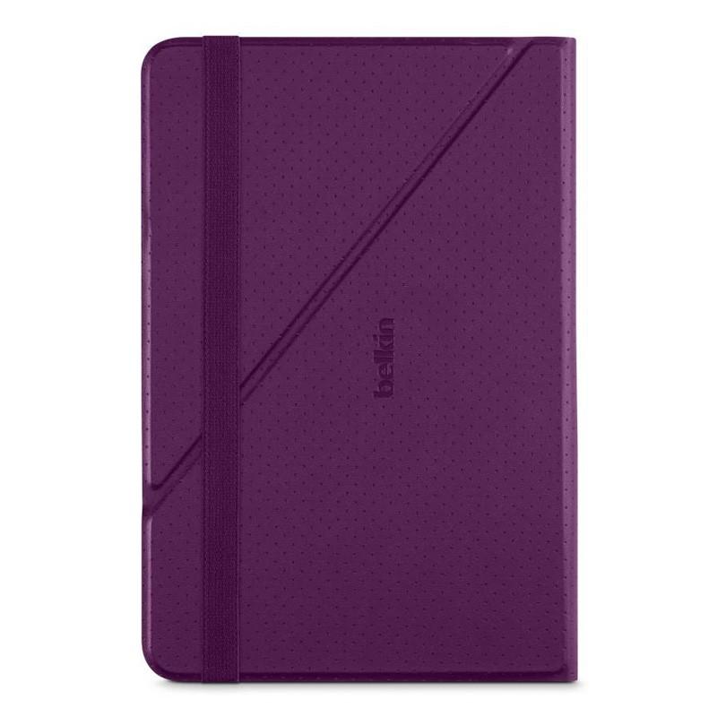 Belkin Twin Stripe Folio iPad mini 4 Purple - 2