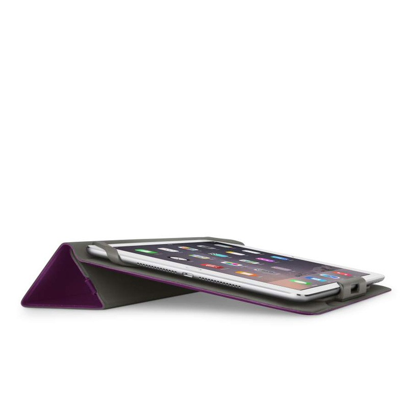 Belkin Twin Stripe Folio iPad mini (2019), iPad mini 4 Purple - 5