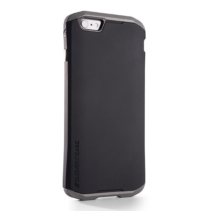 Element Case Solace iPhone 6 Plus Black - 1
