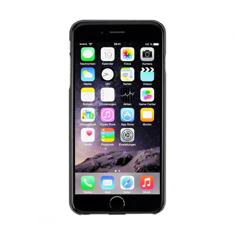 Artwizz Rubber Clip iPhone 6 Plus Black - 2