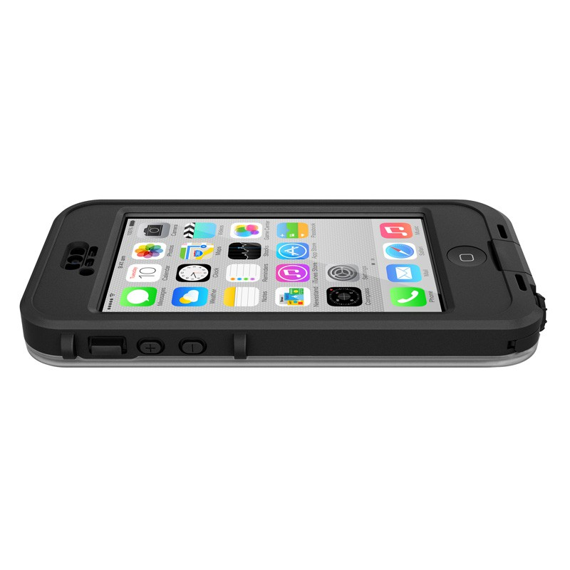 LifeProof Nuüd iPhone 5C Black - 3