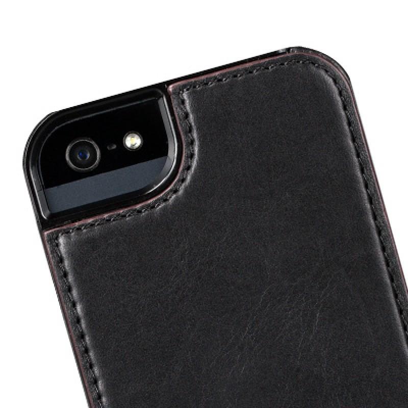Sena Lugano Kontur iPhone 5/5S Black - 3