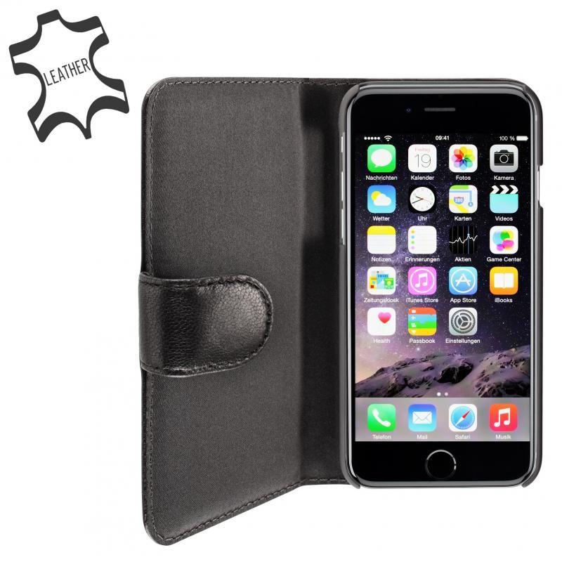 Artwizz Leather Folio iPhone 6 Black - 3