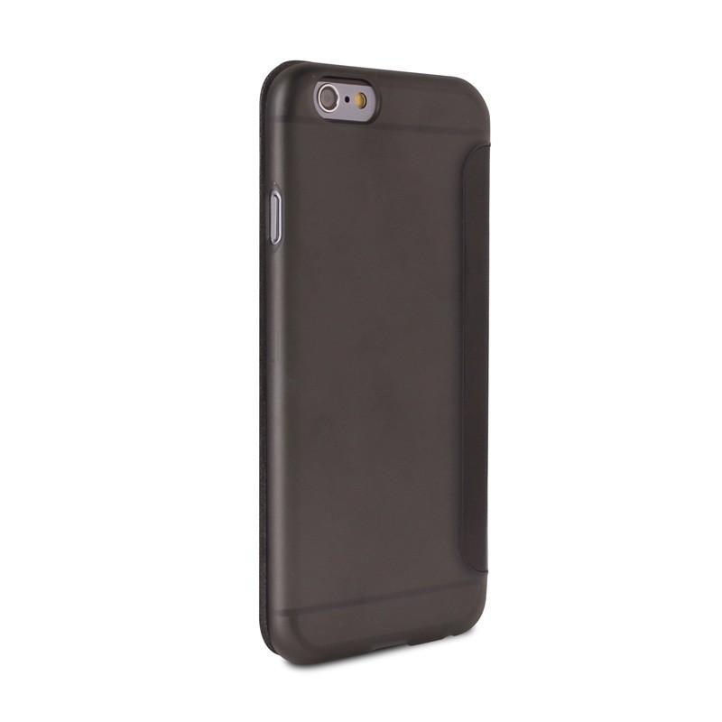 Puro - Eco Leather Wallet iPhone 6 Plus Black - 5