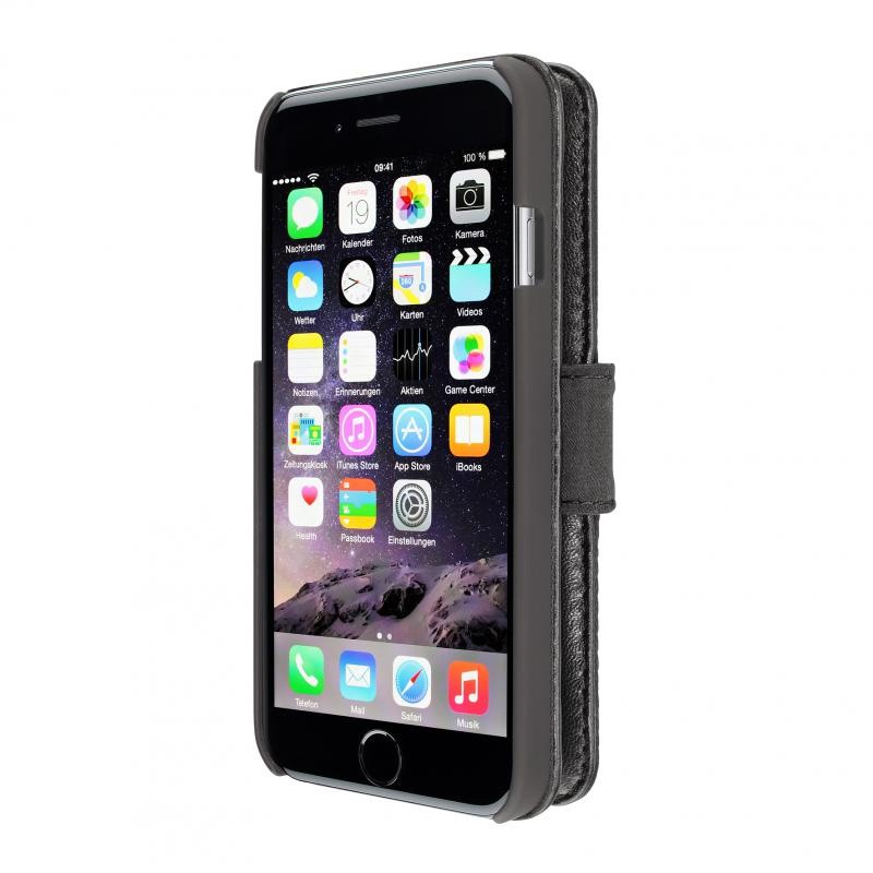 Artwizz Leather Folio iPhone 6 Plus Black - 5