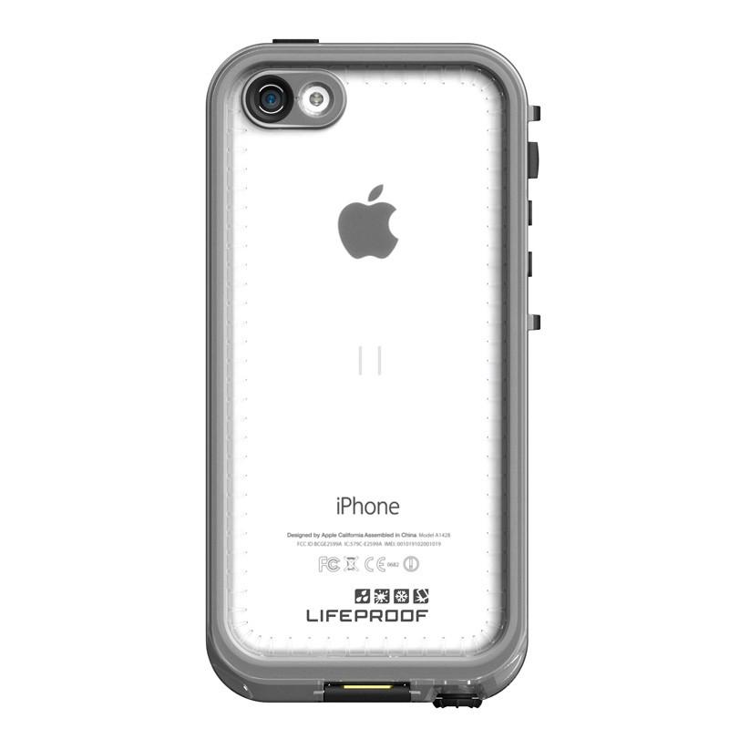LifeProof Nuüd iPhone 5C Black - 7