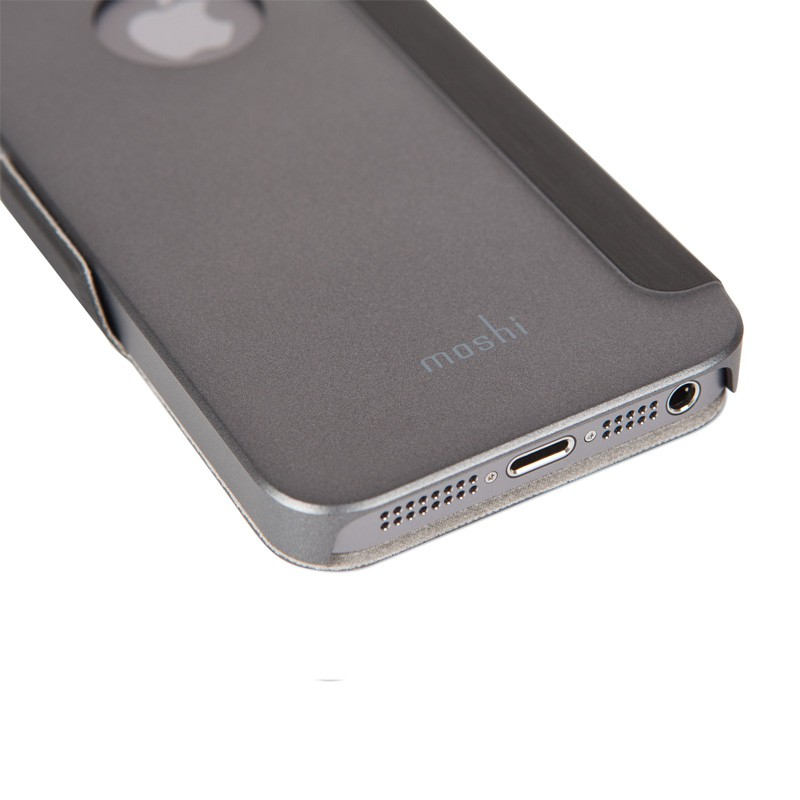 Moshi SenseCover iPhone 5/5S Black - 7