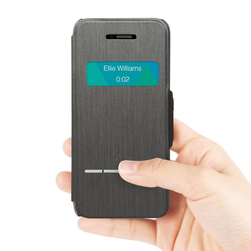 Moshi SenseCover iPhone 5/5S Black - 8