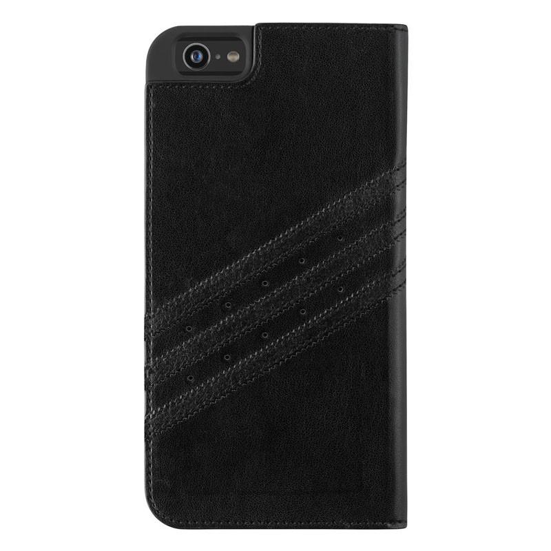 Adidas Booklet Case iPhone 6 Plus Black - 2
