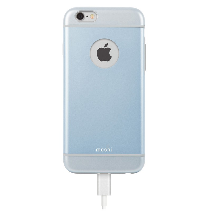 Moshi iGlaze iPhone 6 Blue - 3