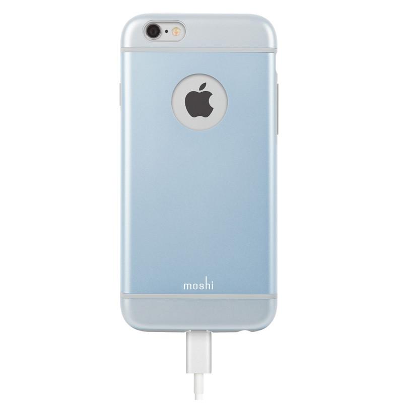 Moshi iGlaze iPhone 6 Blue - 3