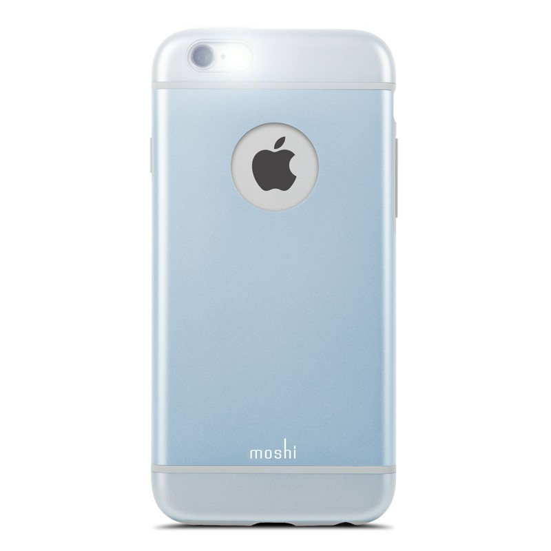 Moshi iGlaze iPhone 6 Blue - 4