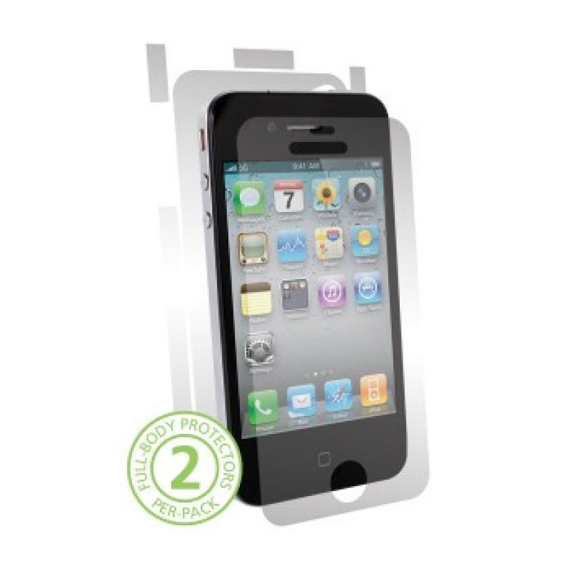 BodyGuardz Ultra Tough Full Body Protector iPhone 4(S) - 1